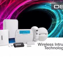 Wireless intrusion technology by Alarmnet